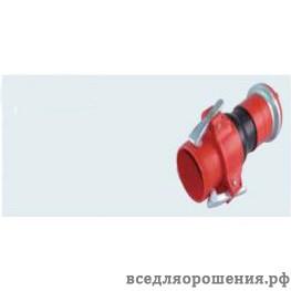 Переход для быстроразборной системы ⌀ 125 / 110 мм