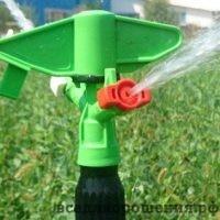 Среднеструйные дождевальные аппараты