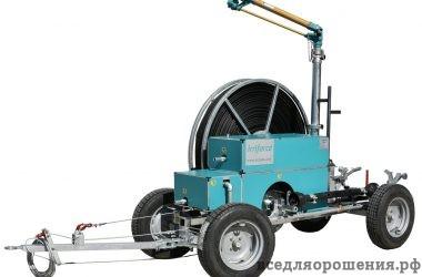 Тросо-барабанные дождевальные машины